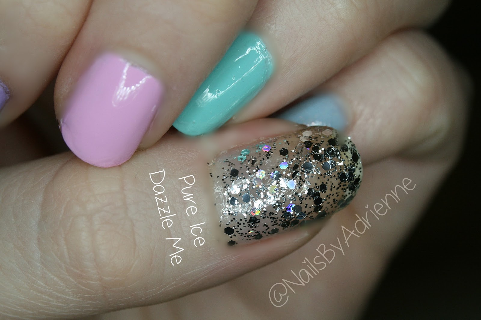 Nails By Adrienne : Top 5 Spring Polishes