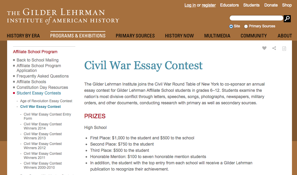 principals of war essay contest Delaware county intermediate unit mary ryan memorial essay contest 2015 deadline: 4:00 pm november 3, 2015 question: this year's veterans day parade is in honor of.