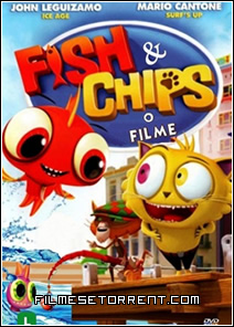 Fish N Chips - O Filme Torrent Dublado