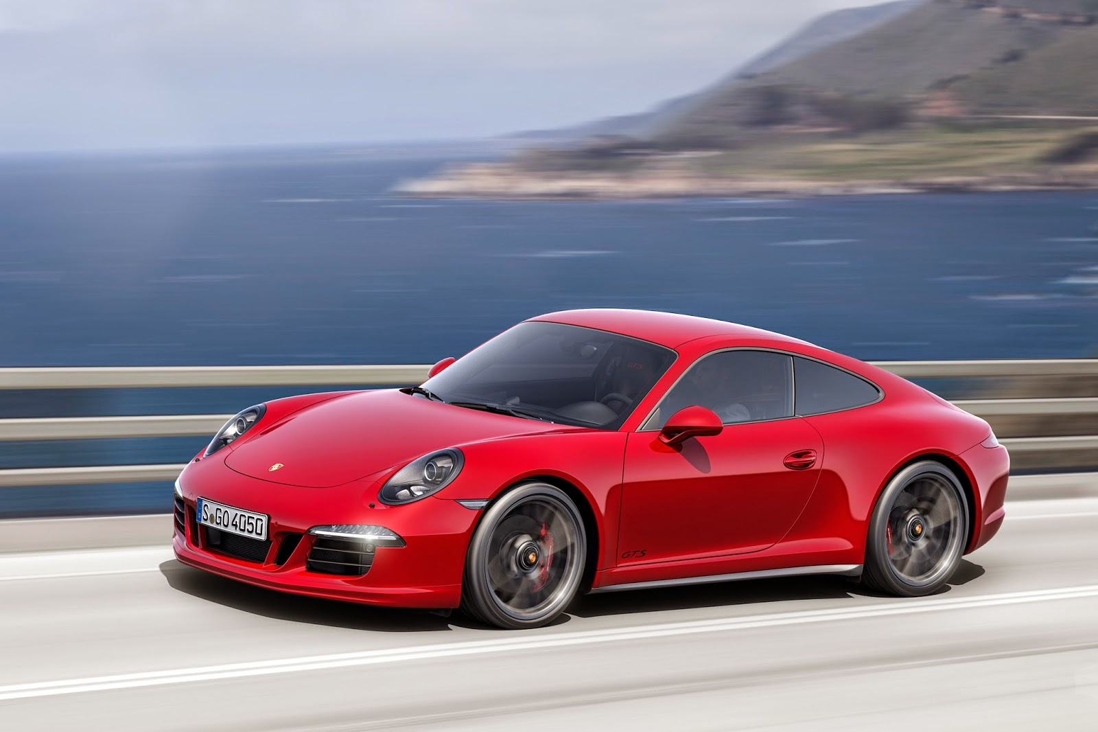 2014 Porsche 911 Carrera GTS