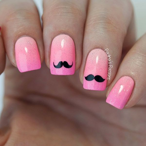 Melodysusie Bring Your Beauty Salon Home Easy Nail Art Designs 1