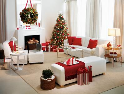 Decorar la casa en Navidad Ideas para decorar disear y mejorar