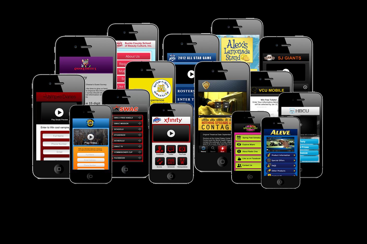 Smartphone Advan Vandroid
