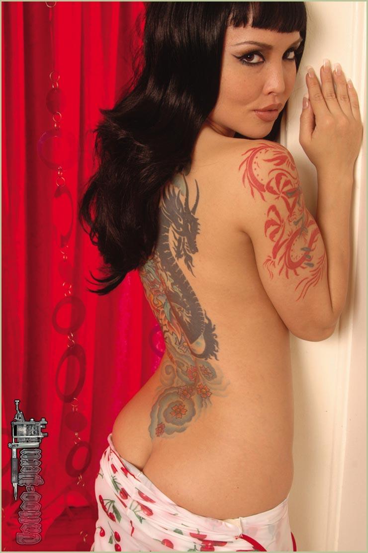 FOTOGRAFIAS DE TATUAJES PARA CHICOS Y CHICAS Tattoo_dragon