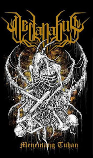 Nectanabus Band Death Metal Sumedang