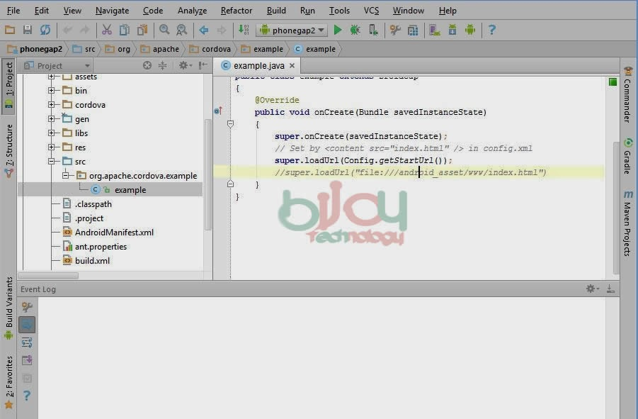How to change android studio theme - Tutorials 8