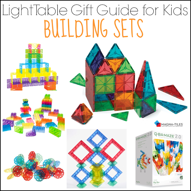 Light Table Gift Guide For Kids