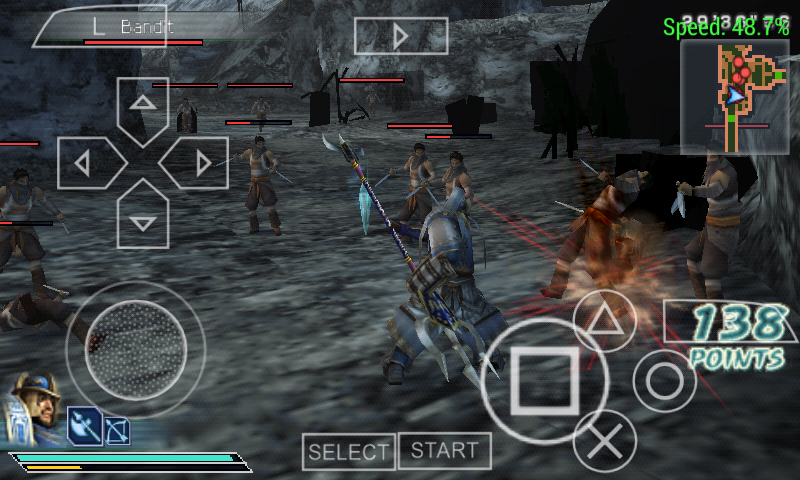 Dynasty Warriors USA PSP ISO Download - NicoBlog