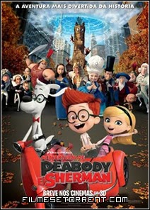 As Aventuras de Peabody & Sherman Dual Audio