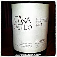 Casa Castillo 2011 Monastrell