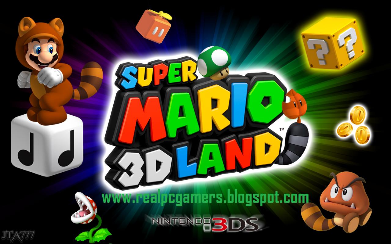 Super Mario 3d Land Free Download