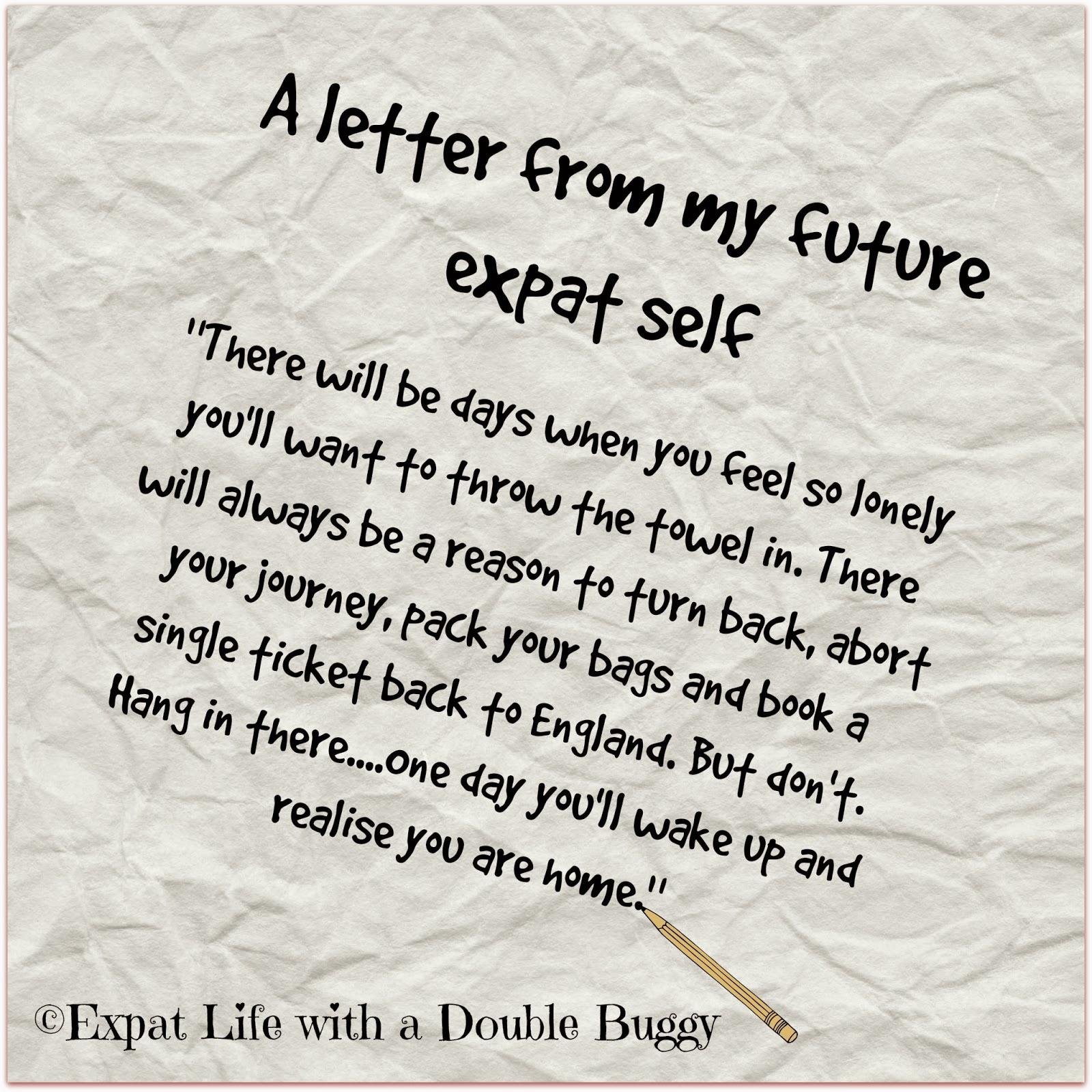 how to write future goals