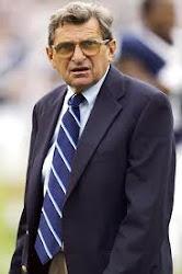 Joe Paterno Dies...