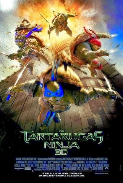 Teenage Mutant Ninja Turtles (2014) เต่านินจา [HD][พากย์ไทย]