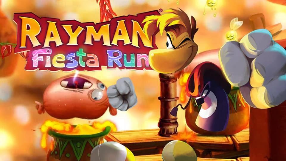 Rayman Fiesta Run 1.1 full apk