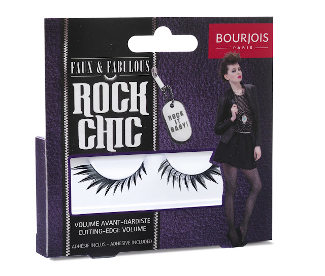 Bourjois False Lashes - Faux & Fabulous Rock Chic