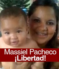 Massiel Pacheco: ¡Libertad!