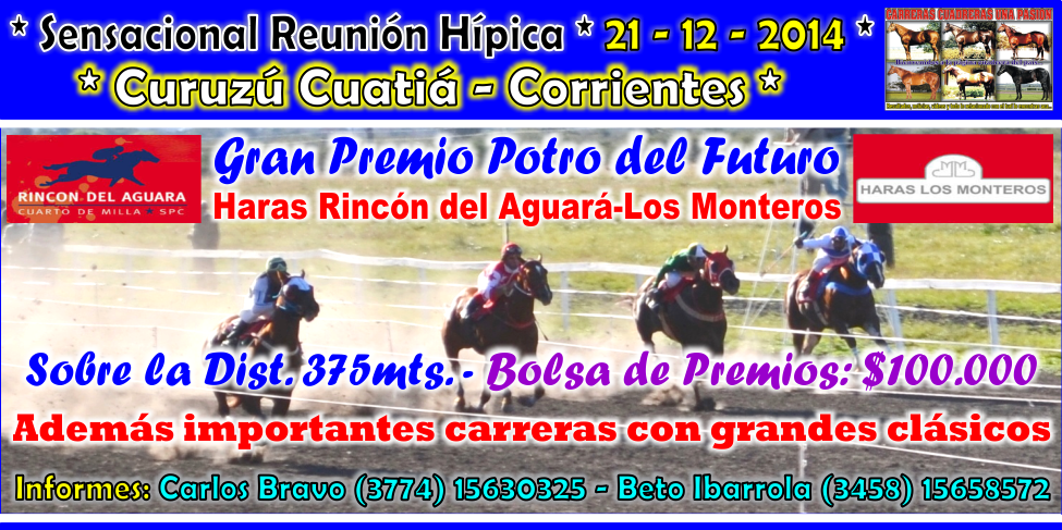 CURUZU CUATIA - 21.12.2014