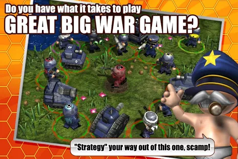 Great Big War Game v1.5.0 Mod Apk Data