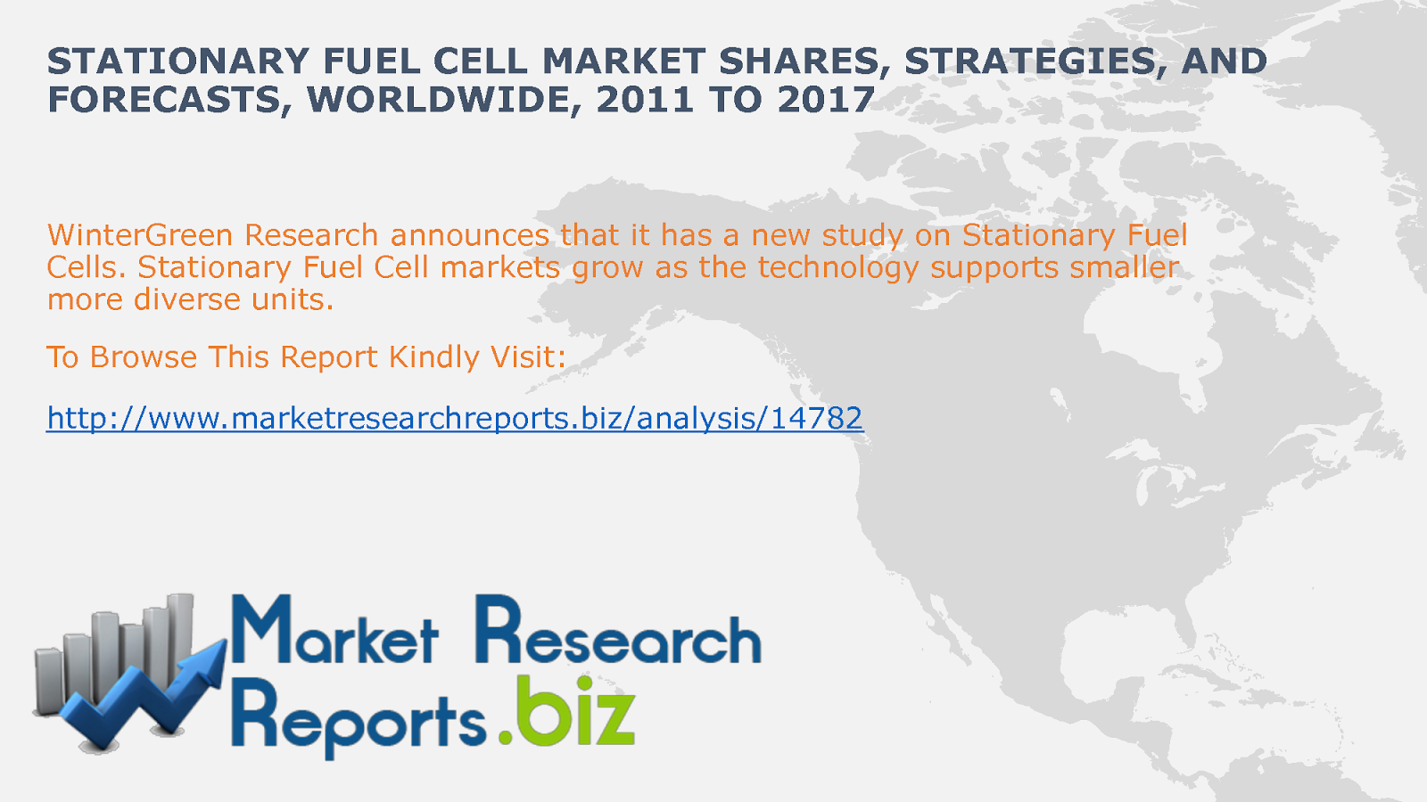 Stationary Fuel Cells Market 2014