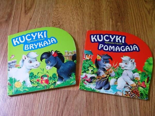 Kucyki brykają, Kucyki pomagają - Agnieszka Frączek