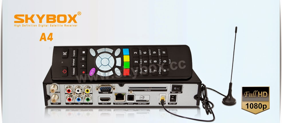 skybox - ATUALIZAÇÃO SKYBOX SERVE NOS 3 MODELOS ( A3 , A4 , M5 ) 10-04-2014 ! 201311181020127940