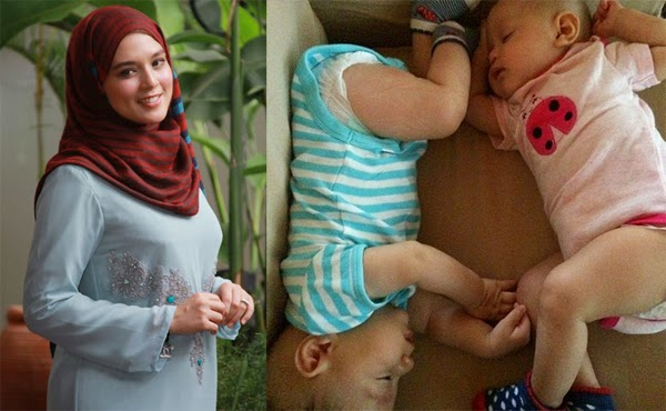 5 Gambar terkini baby comel Nurul Syuhada Nurul Ain