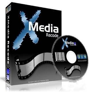 XMedia Recode v3.1.7.2 Portable