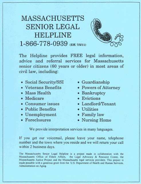 http://www.mass.gov/elders/senior-legal-helpline.html