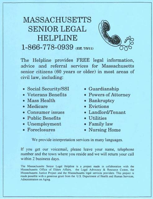 http://www.mass.gov/elders/senior-legal-helpline.html