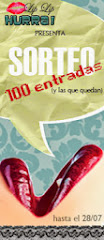Sorteo 100 blog Lip Lip Hurra!!