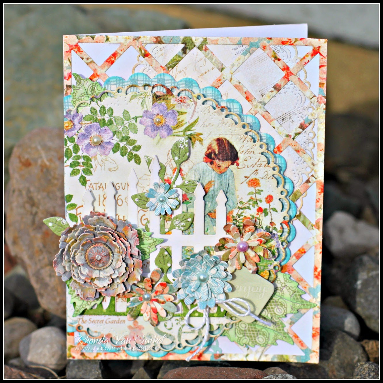 Enjoy Spring With Rhonda Cheery Lynn Designs Inspiration