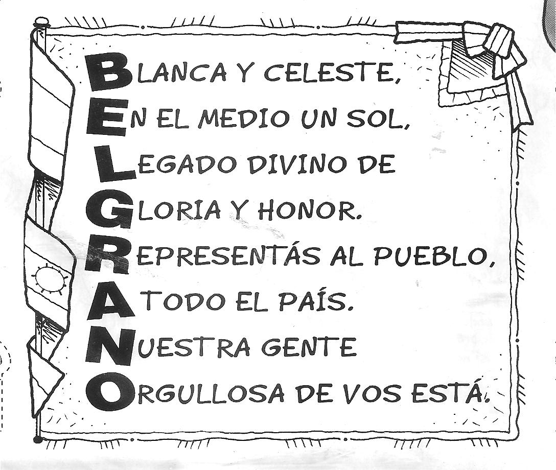 Poemas a La Bandera De Mexico