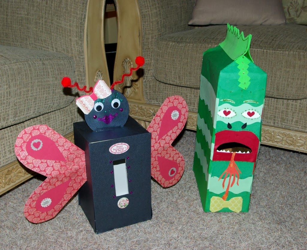 Amy S Daily Dose 20 Awesome Valentine Box Creations