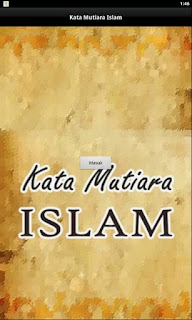 Kata Mutiara Islam - Kumpulan Kata-kata Mutiara Islami