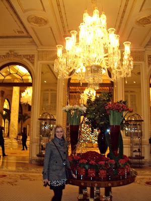 The Plaza Lobby
