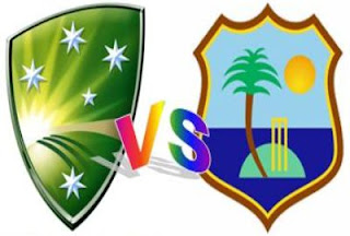 Australia vs Westindies
