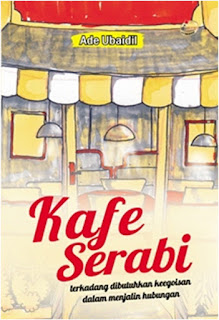 Novel karya Ade Ubaidil