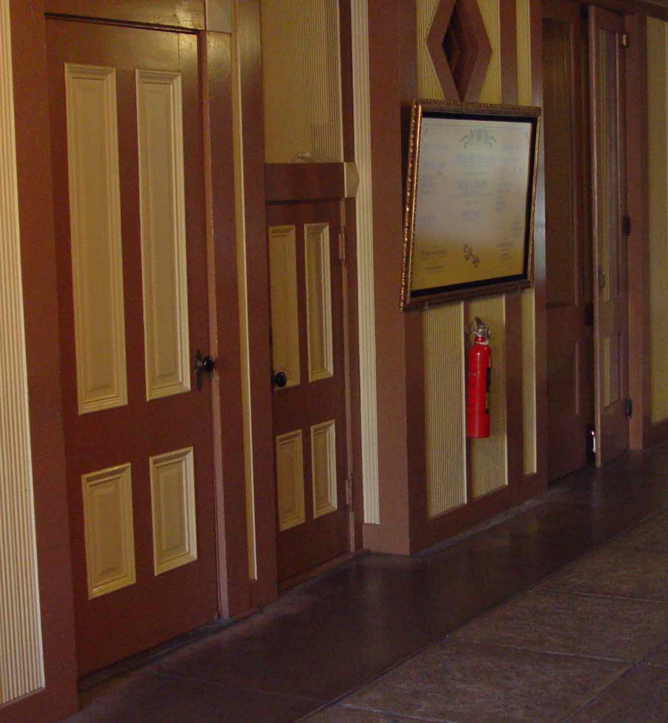 HD wallpapers entry point doors