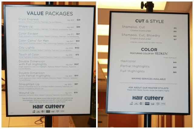 Hair Cuttery Prices 79