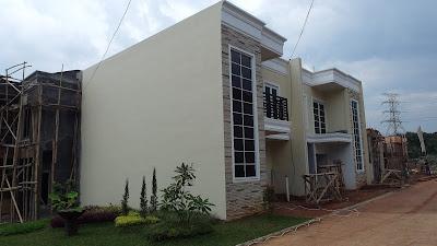 Rumah Contoh Berlian Residence