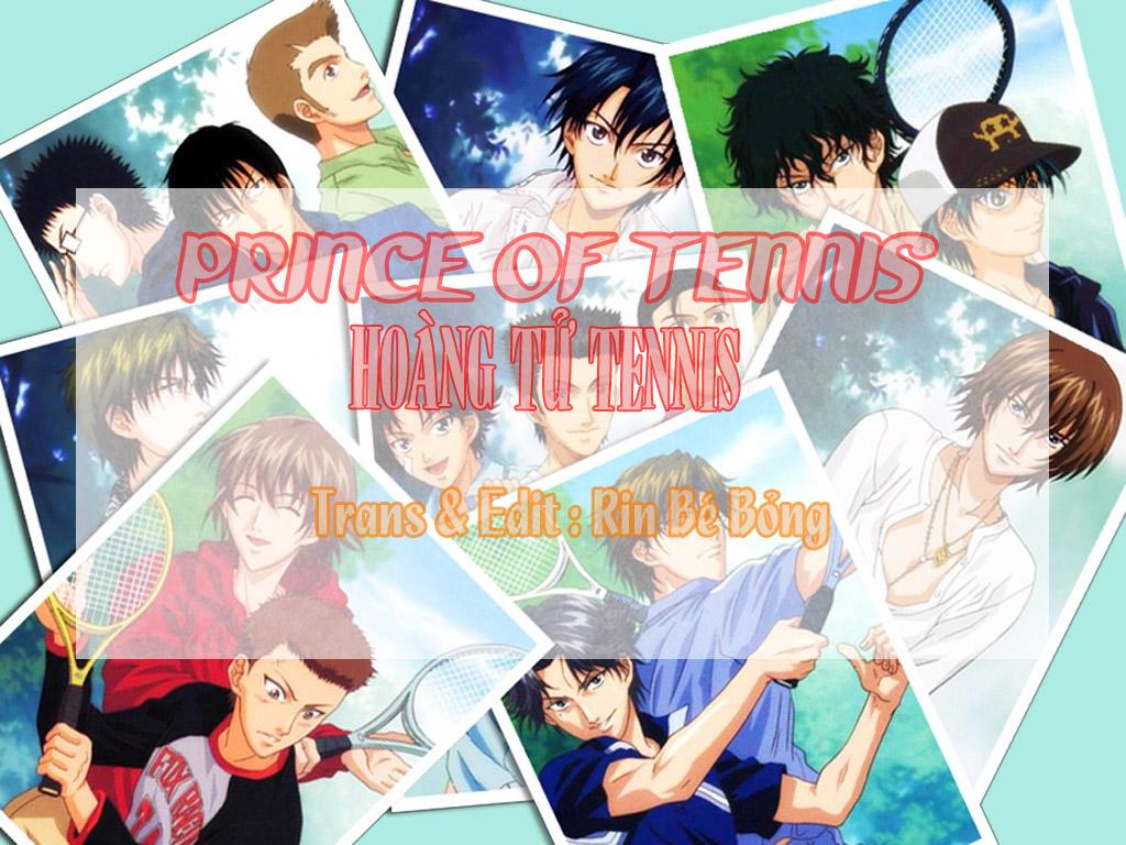 Prince of Tennis chap 97 Trang 1