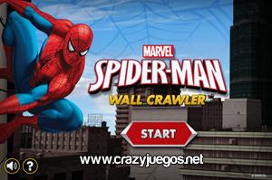 Jugar Spider Man Wall Crawler