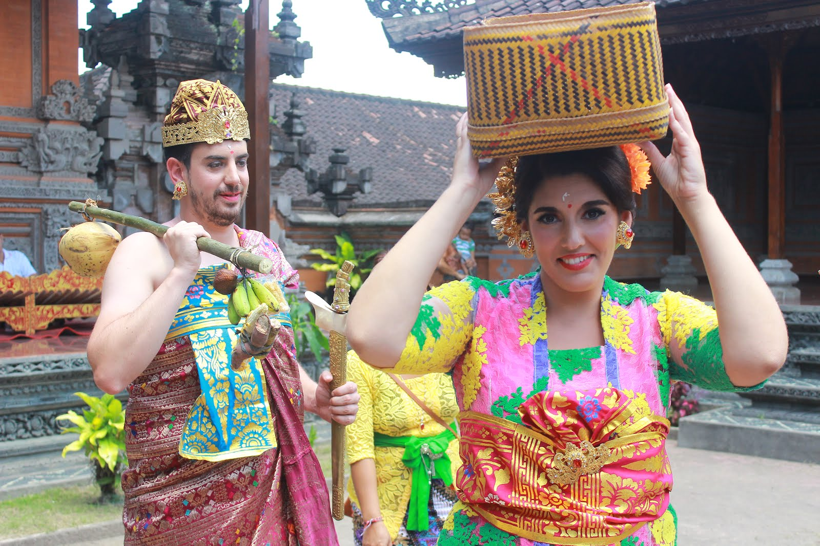 Balinese Ceremonial Wedding Photography