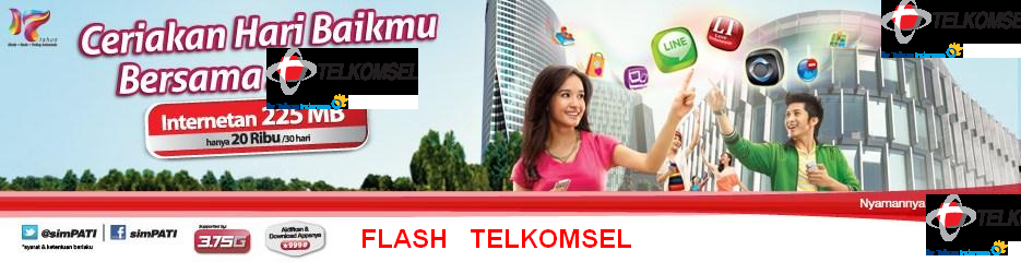 FLASH TELKOMSEL
