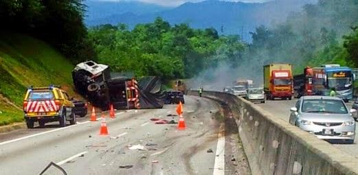 Kemalangan Maut Terowong Menora | Gambar Selfie Mangsa, Kemalangan Ngeri Di Perak, Kemalangan Ngeri Di Terowowng Menora, Video Kelamangan Terowong Menora, Video Meraung Menora