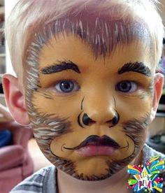 Monkey Makeup Ideas - All Halloween - photo#22