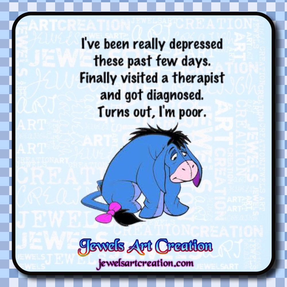 winnie the pooh valentines day quotes - Eeyore Depression Quotes QuotesGram