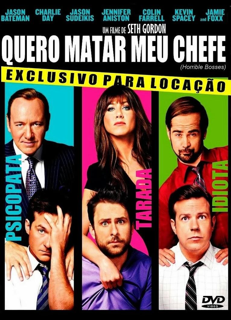Quero Matar Meu Chefe – Dublado (2011)