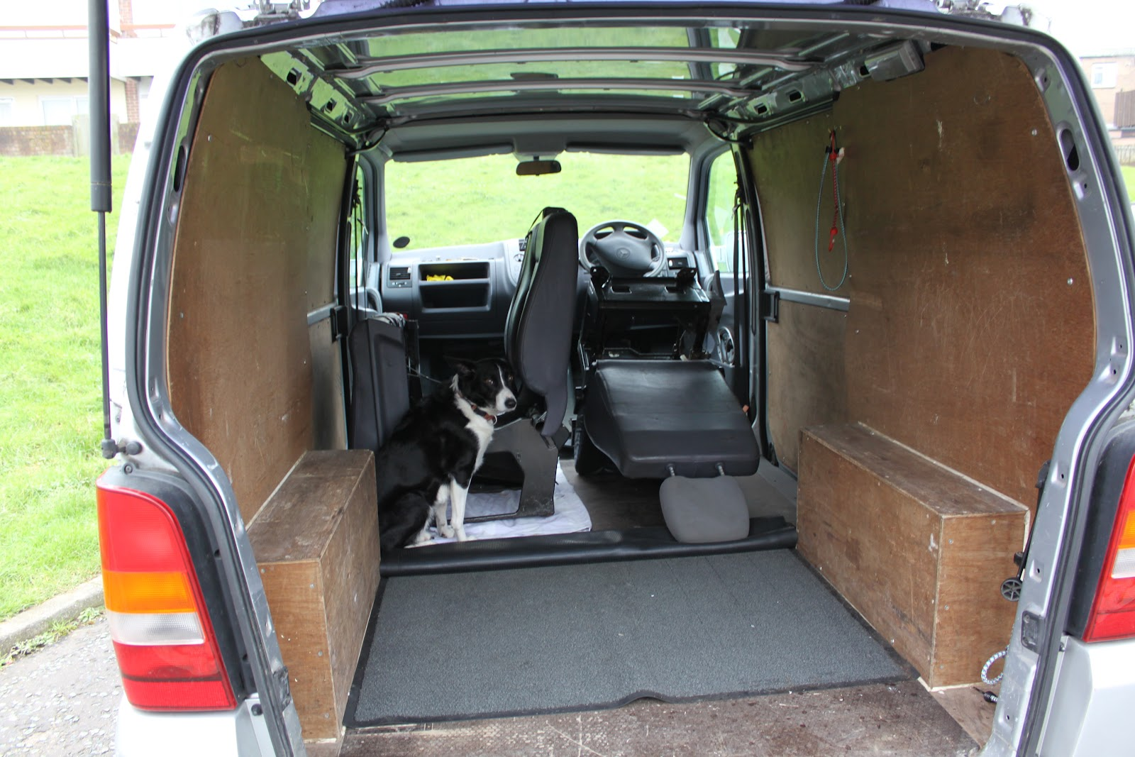 Our Vito Conversion Soundproofing And Insulation